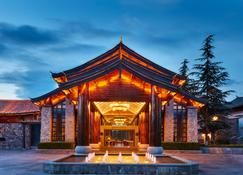 Intercontinental Lijiang Ancient Town Resort - Lijiang - Budynek