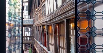 Hôtel Cour du Corbeau Strasbourg - MGallery - Strasbourg - Building