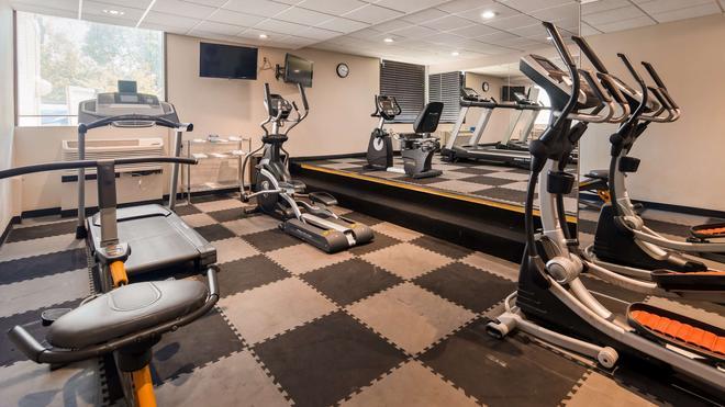 Best Western Sterling Hotel & Suites - Charlotte - Gym