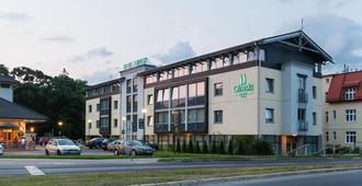 Hotel Oliwski - Gdansk - Byggnad