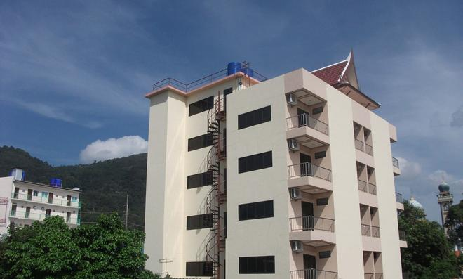G&B Guesthouse - Patong - Building