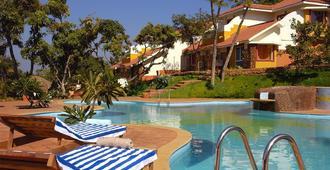 Nirvana Hermitage - Anjuna - Pool