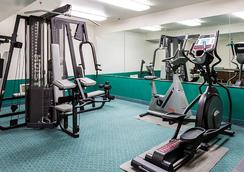 Bay City Motor Inn - Bellingham - Gym