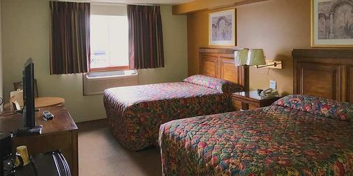 Bay City Motor Inn - Bellingham - Quarto