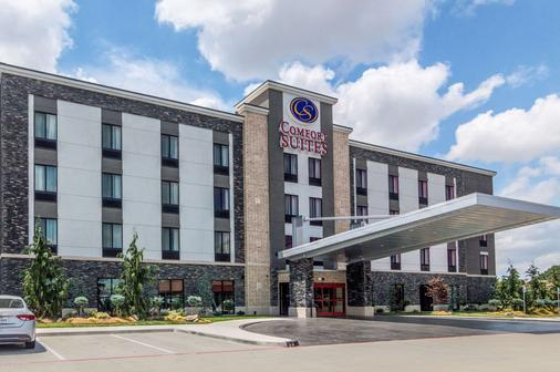 Comfort Suites Airport on Meridian - Oklahoma City - Building