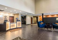Comfort Suites Airport on Meridian - Oklahoma City - Lobby