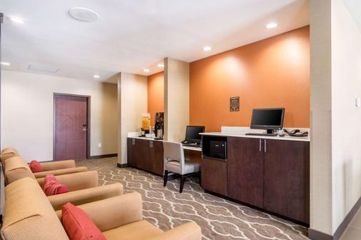 Comfort Suites Airport on Meridian - Oklahoma City - Business centre