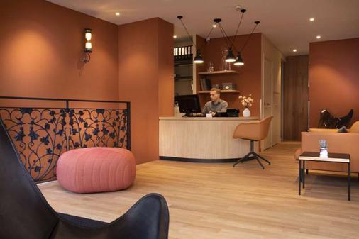 植物園酒店 - 巴黎 - 巴黎 - 櫃檯