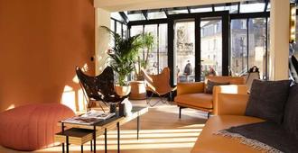 Hôtel Jardin Des Plantes (Renové) - Paris - Sala de estar