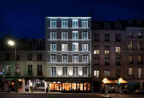 植物園酒店 - 巴黎 - 巴黎 - 建築