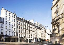 植物園酒店 - 巴黎 - 巴黎 - 室外景