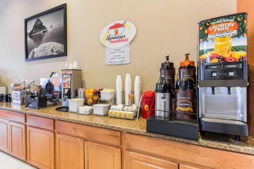 Super 8 by Wyndham Corvallis - Corvallis - Buffet