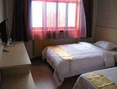 Super 8 By Wyndham Beijing Shibalidian Nan Qiao - Beijing - Bedroom