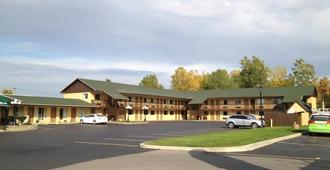 Hospitality Inn - Buffalo Airport - Williamsville - Edificio