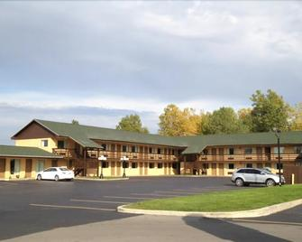 Hospitality Inn - Buffalo Airport - Williamsville - Building