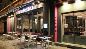 Hotel-Restaurant Le Victoria - Rennes - Edificio