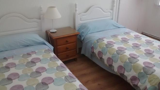 聖麗塔旅館 - 聖地牙哥康波 - 聖地牙哥德孔波斯特拉 - 臥室