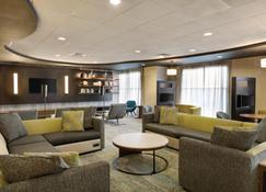 Courtyard by Marriott Fort Smith Downtown - Fort Smith - Σαλόνι