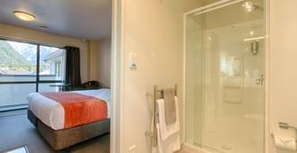 Bella Vista Motel Franz Josef Glacier - Franz Josef Glacier - Bedroom
