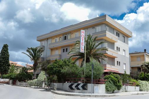 米斯特拉爾酒店 - 阿格羅 - 阿爾蓋羅 - 建築