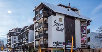 Mpm Hotel Sport - Μπάνσκο - Κτίριο