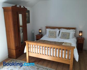 Old Rectory Cottage - Scoulton - Watton - Bedroom
