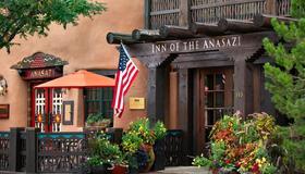 Rosewood Inn Of The Anasazi - Santa Fe - Edificio