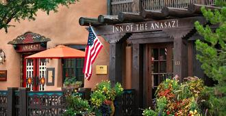 Rosewood Inn Of The Anasazi - Santa Fe - Building