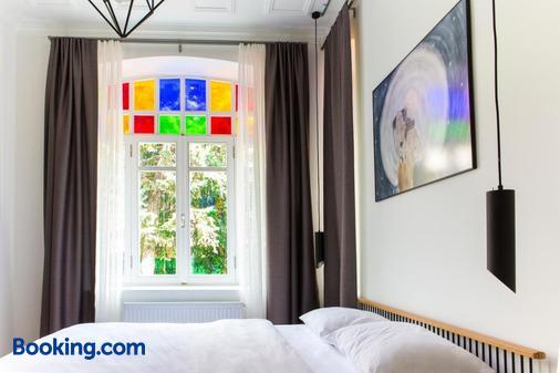 Serguzest Otel - Şekerpinar - Bedroom