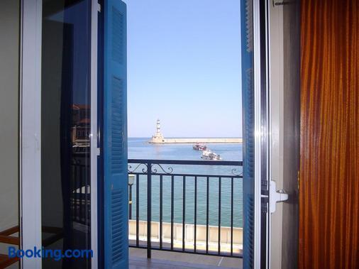 Lucia Hotel - Chania - Balcony