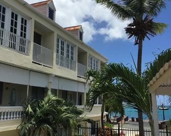 Club Comanche Hotel, St. Croix - Christiansted - Edificio