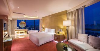 Renaissance Chengdu Hotel - צ'נגדו - חדר שינה