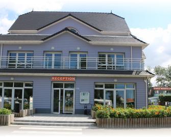 Chez Mireille Reingam Park - Berck - Building