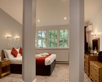 Best Western Andover Hotel - Andover - Bedroom