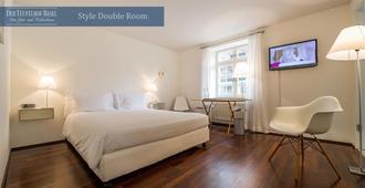 Der Teufelhof Basel - Basel - Bedroom