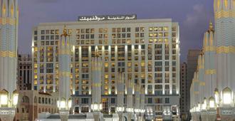 Anwar Al Madinah Mövenpick Hotel - Medina