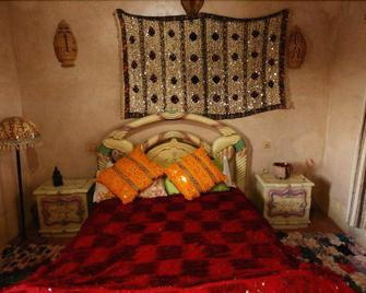 Kasbah Dar Dmana - Skoura - Schlafzimmer