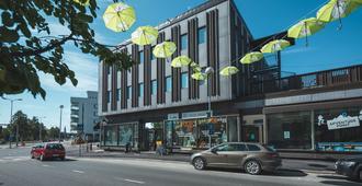 Hostel Café Koti - Rovaniemi - Vista externa