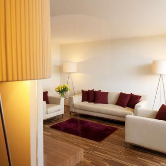 Balance Resort Stegersbach - Stegersbach - Wohnzimmer