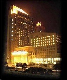 Overseas Chinese Hotel Wenzhou - Wenzhou - Rakennus