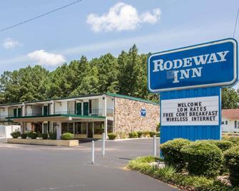 Rodeway Inn Gadsden 1-59 exit 183 - Gadsden - Gebäude