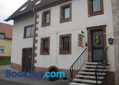 Martinas-Gästehaus - Hornbach - Building
