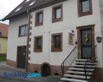 Martinas-Gästehaus - Hornbach - Edificio
