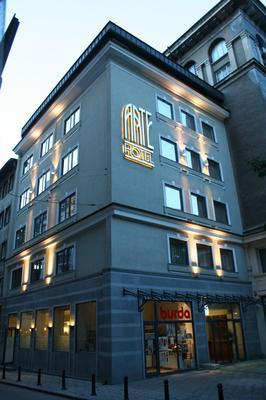 Arte Hotel - Sofía - Edificio