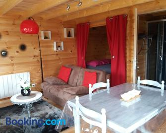 domaine des chevrettes - Cour-Cheverny - Living room