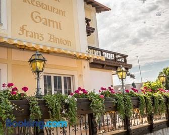 Hotel Franz Anton - Sargans - Gebouw