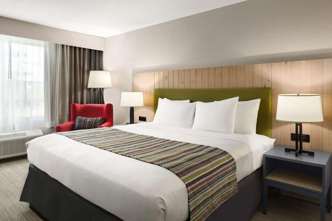 Country Inn & Suites by Radisson, Novi, MI - Novi - Schlafzimmer