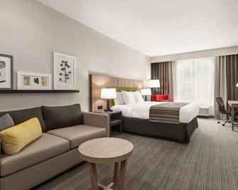 Country Inn & Suites by Radisson, Novi, MI - Novi - Ložnice