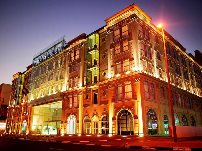Villa Rotana - Dubai - Building