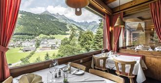Banklialp - Engelberg - Restaurant